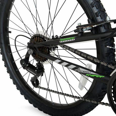 "24"" Hyper Bicycles Bear Mountain Full Suspension Unisex Aluminum Mountain Bike - image 4 of 5"