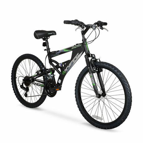 "24"" Hyper Bicycles Bear Mountain Full Suspension Unisex Aluminum Mountain Bike - image 2 of 5"