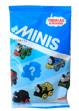 Fisher-Price Thomas & Friends Minis Engine Blind Pack - image 1 of 9