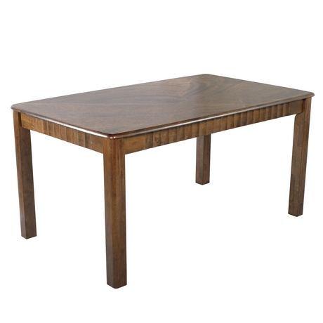 Table de salle manger alicia de primo international de for Hauteur d une table de salle a manger