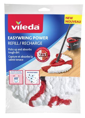 Vileda Easy Wring Power Refill 2 in 1 - image 3 of 3