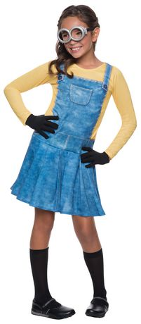 Rubie's Despicable Me 2 Minion Girl Child Costume - image 1 of 2