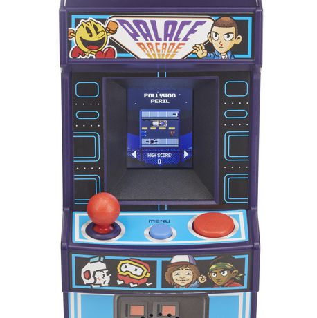 Stranger Things Palace Arcade Handheld Electronic Game Ages 14 and Up - image 5 of 6