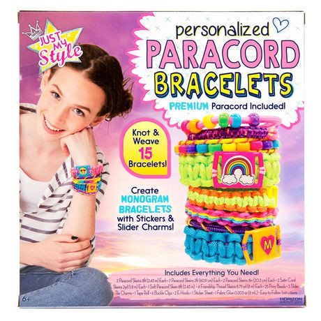 Just My Style Paracord Bracelets Walmart Canada