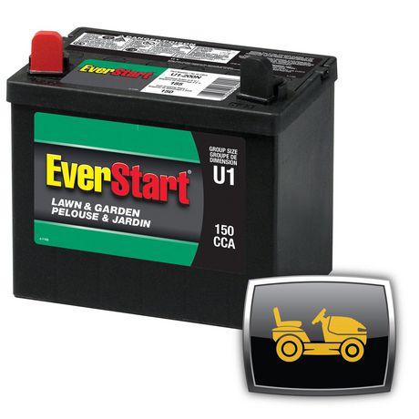 Everstart Lawn And Garden Battery Walmart Canada