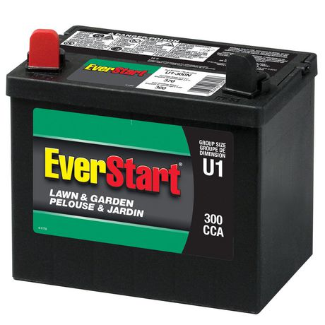 Everstart Lawn And Garden Battery Walmart Canada