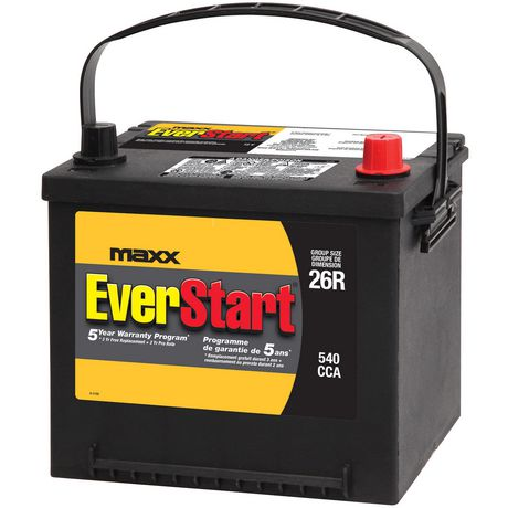 26r car battery  EverStart MAXX-26R | Walmart Canada