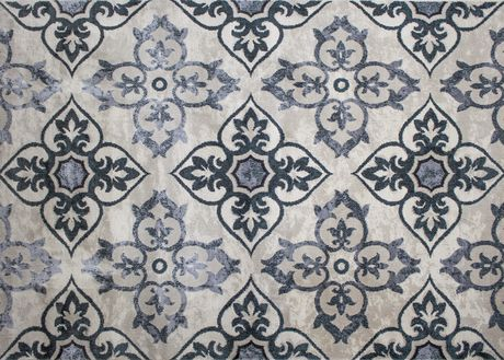 Home Trends 5x7 Ft Area Rug Teal Floral Walmart Canada