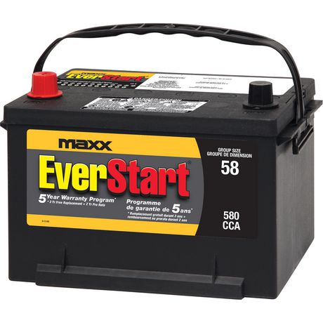 EverStart MAXX-58N - image 1 of 1