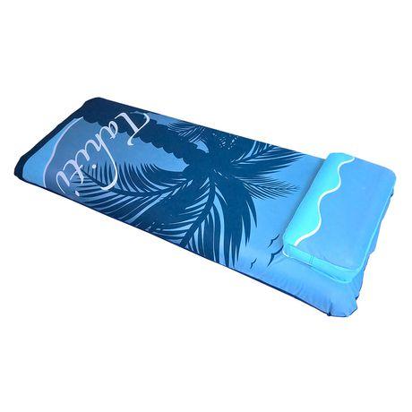 Blue Wave Drift Escape 76 Quot Inflatable Pool Mattress