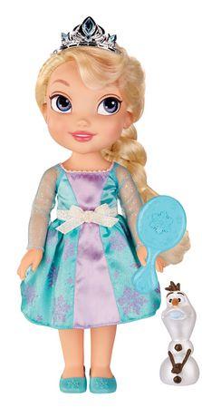 Disney Princess Frozen's Elsa Toddler Doll - image 1 of 2