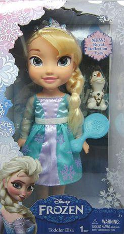 Disney Princess Frozen's Elsa Toddler Doll - image 2 of 2