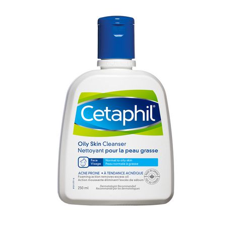 gel nettoyant pour peau grasse