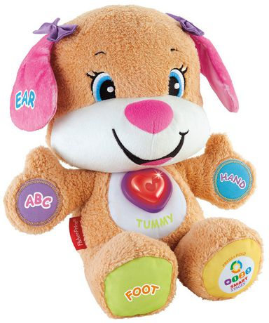 Laugh & Learn Fisher-Price Laugh And Learn Smart Stages Sis Toy- English Edition - image 1 of 9