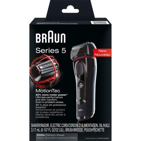 Rasoir électrique série 5 de Braun - image 1 de 4