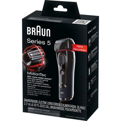 Rasoir électrique série 5 de Braun - image 2 de 4