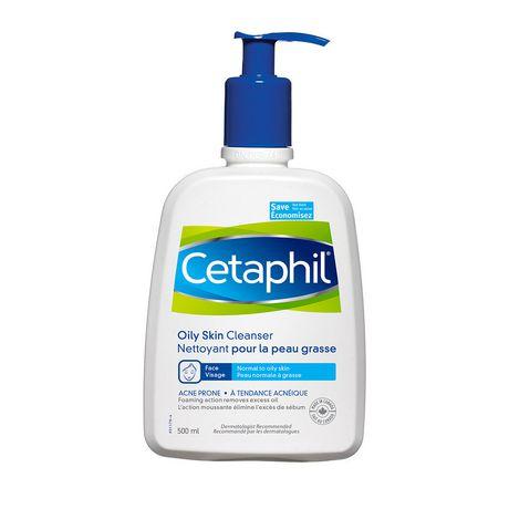 Cetaphil Oily Skin Cleanser by Cetaphil