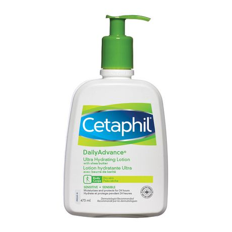 Cetaphil Daily Advance Ultra Hydrating Lotion - image 1 of 2