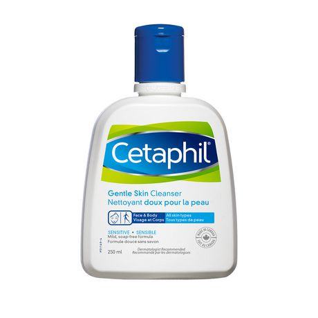 nettoyant doux pour peau sensible de cetaphil walmart canada. Black Bedroom Furniture Sets. Home Design Ideas
