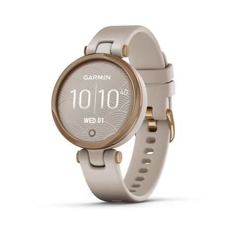 Garmin Lily Sport Heart Rate Smartwatch and Fitness Tracker