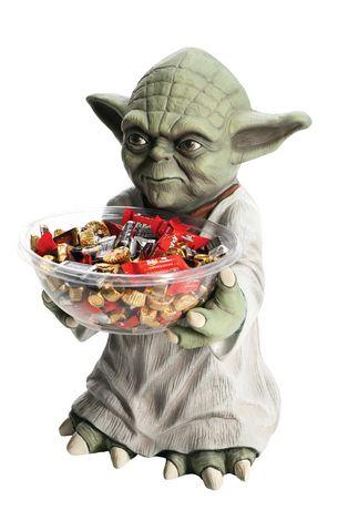 Présentoir de bonbons Yoda - image 1 de 2