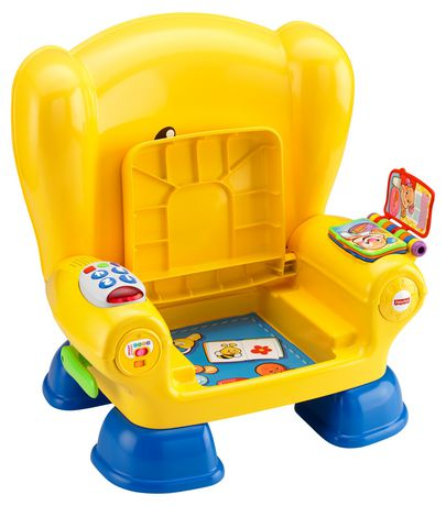 Fisher-Price Laugh & Learn Smart Stages Chair - English Edition - image 2 of 9