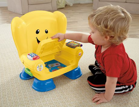 Fisher-Price Laugh & Learn Smart Stages Chair - English Edition - image 4 of 9