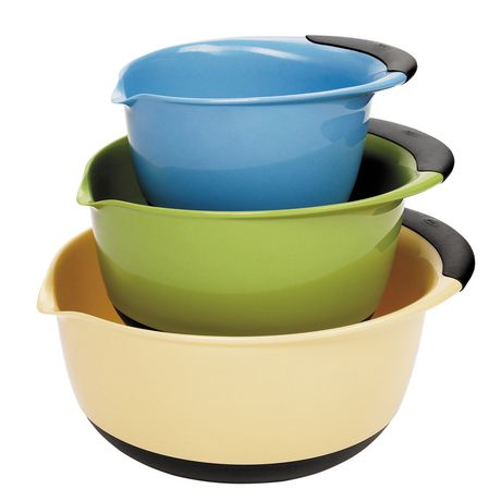 OXO Softworks S/3 MIXING BOWLS - image 1 of 1