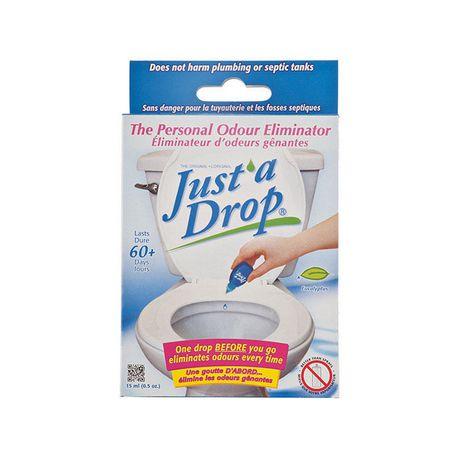Just'a Drop Toilet Odour Eliminator - image 1 of 3