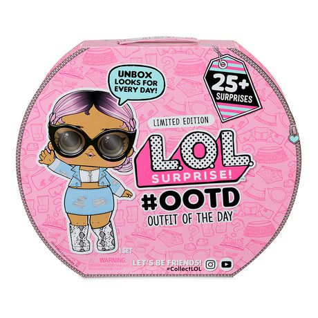 L.O.L. Surprise! #OOTD (Outfit of the Day) - image 1 of 3