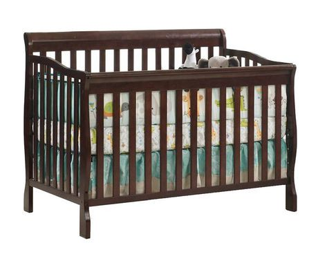 Kidilove Jessie 4 In 1 Baby Crib Walmart Ca