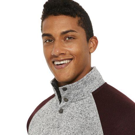 T-shirt henley George pour hommes - image 4 de 6