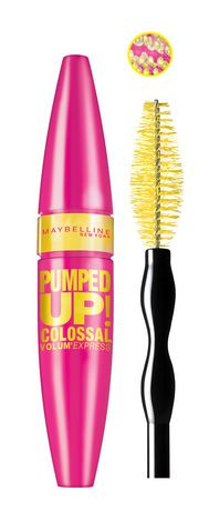 Maybelline New York Volum' Express Pumped Up! Colossal Mascara ...