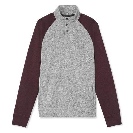 T-shirt henley George pour hommes - image 6 de 6