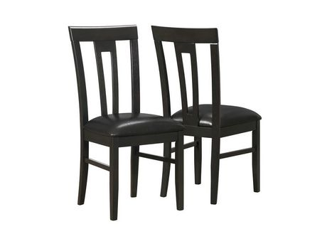 Monarch Specialities Black Dining Chairs - image 1 of 1