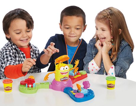 Hasbro Gaming Play-Doh Launch GAME - image 3 of 3