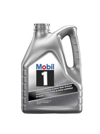 Mobil 1 0w 20 Advanced Synthetic Motor Oil