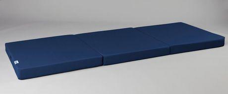 Lit pliant Bodyform® Orthopedic - Grand Bleu - image 1 de 2