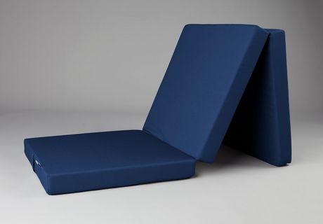Lit pliant Bodyform® Orthopedic - Grand Bleu - image 2 de 2