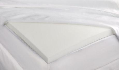 "Orthowave™ Premium Twin 2.0"" Memory Foam Mattress Topper - image 2 of 3"