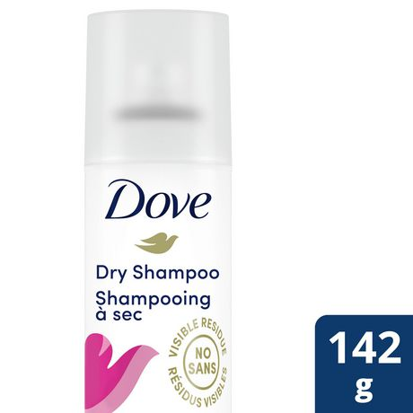 Dove Invigorating Dry Shampoo - image 2 of 8