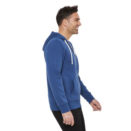 George Men's Full Zip Hoodie - image 2 of 6
