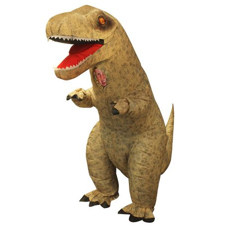 Boys' Inflatable T-Rex Costume - image 1 of 3