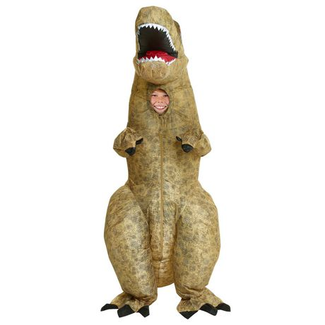 Boys' Inflatable T-Rex Costume - image 2 of 3