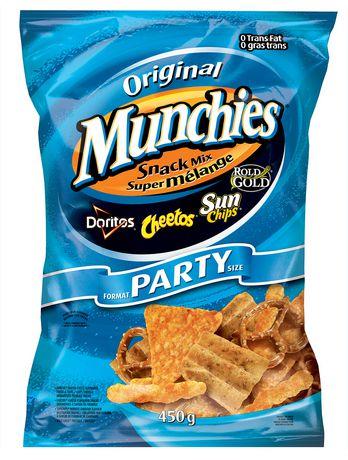 Munchies Original Snack Mix Walmart Canada