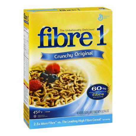 Fibre 1™ Crunchy Original Cereal - image 1 of 7