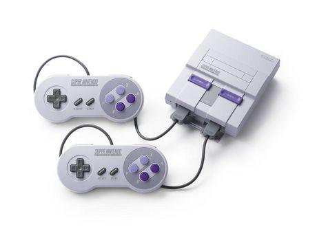 Console SNES Classic : Super Nintendo Entertainment System - image 3 de 4