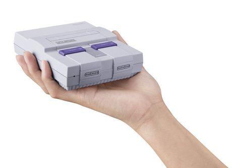 Console SNES Classic : Super Nintendo Entertainment System - image 4 de 4