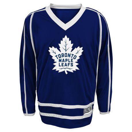 37cebcbd9f1 NHL Toronto Maple Leafs Youth Player Jersey