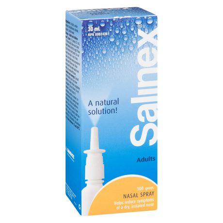 Salinex Adults Nasal Spray - image 1 of 2